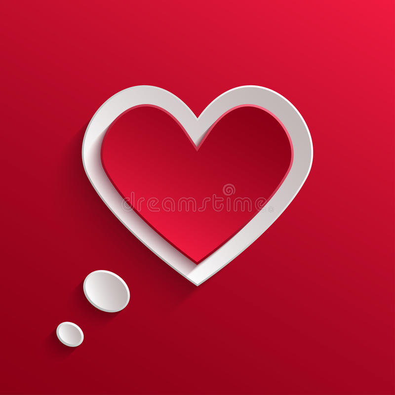 Download Speech Bubble. Valentine's Day Backround Stock Vector - Illustration of celebration, graphic: 36713052