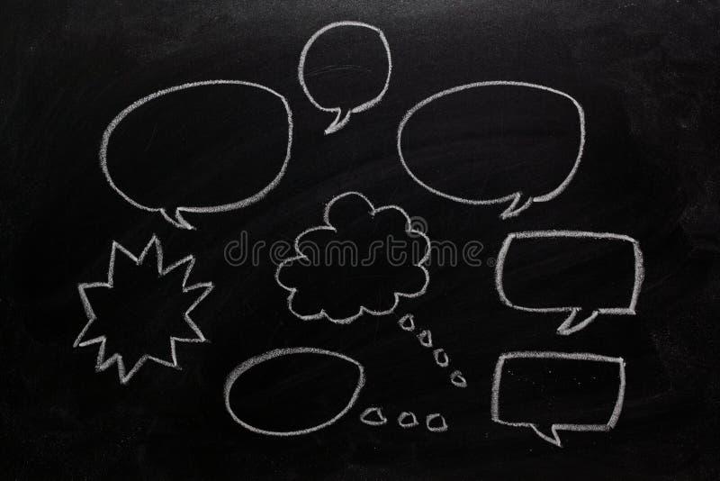 Download Speech Bubbles Stock Image - Image: 13927981