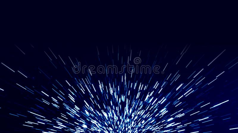 Speed, abstract, technology science futuristic background royalty free stock photography