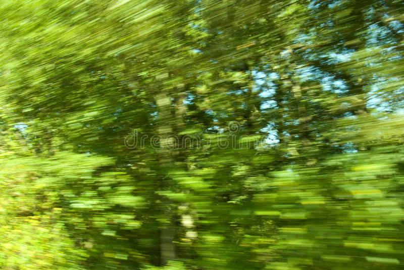 Speed Blur stock images