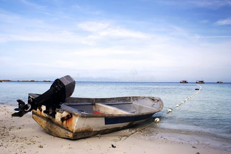 Download Speed Boat stock image. Image of destination, boat, sand - 1071311