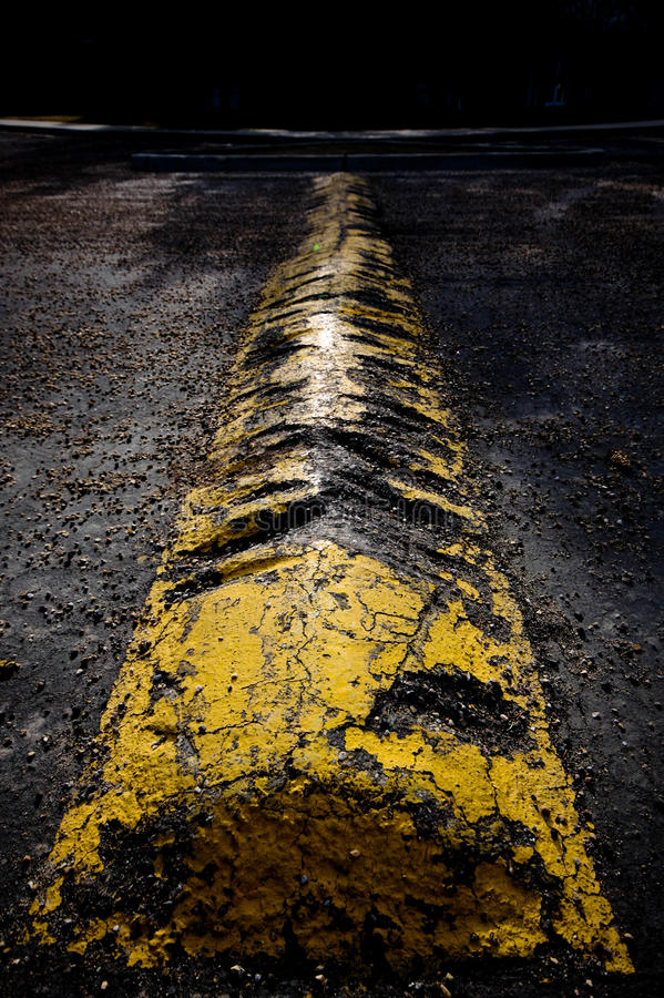 Download Speed Bump stock image. Image of street, used, speed - 10392295