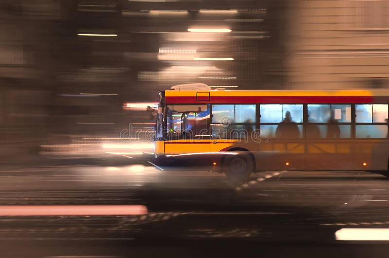 Download Speed bus stock image. Image of late, driver, ticket - 17758335