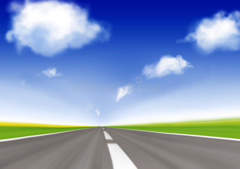 Download Speed Highway Royalty Free Stock Photo - Image: 2549415