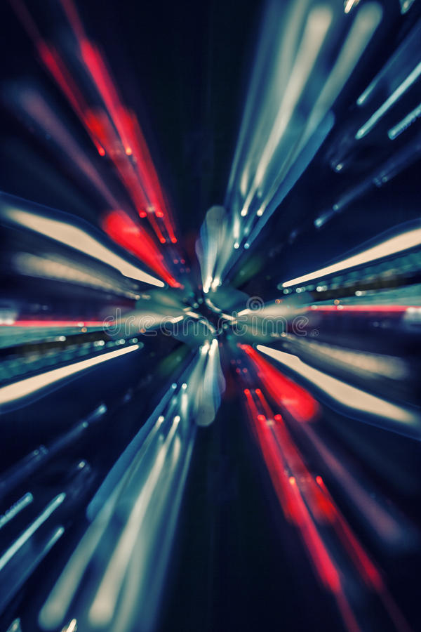 Speed of Light royalty free stock images