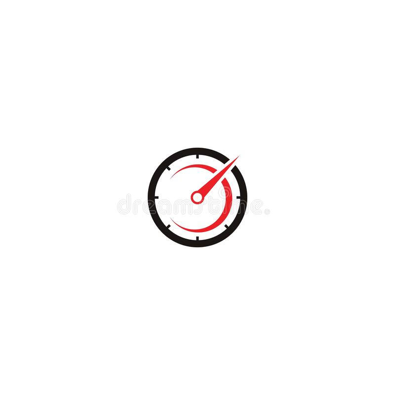 Free Speed Logo Template Stock Images - 188032614