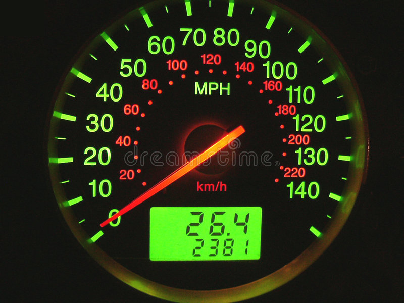 Download Speed meter stock image. Image of indicator, numbers, fuel - 117545