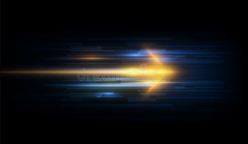 Speed movement pattern design background concept. Vector illustration esp10 vector illustration