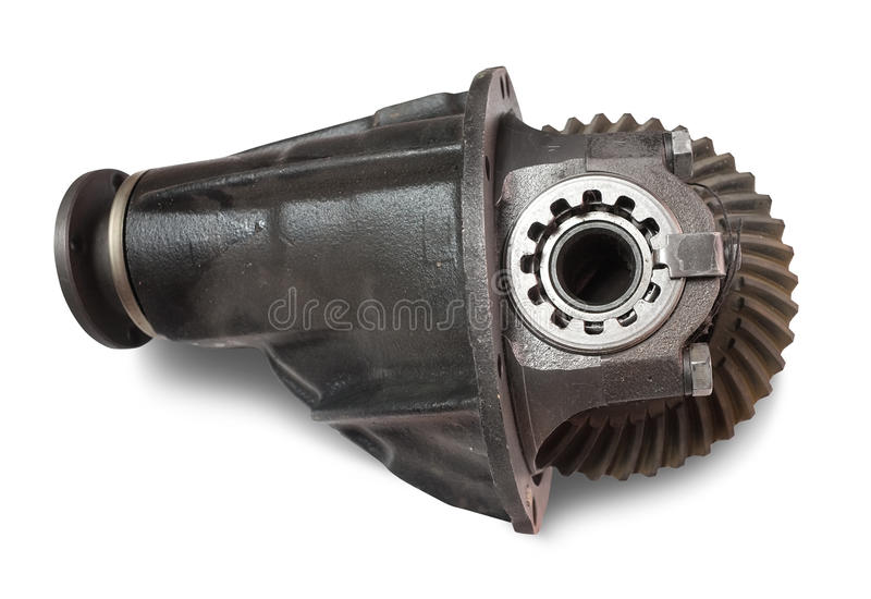 Speed Reduction Device Royalty Free Stock Photos