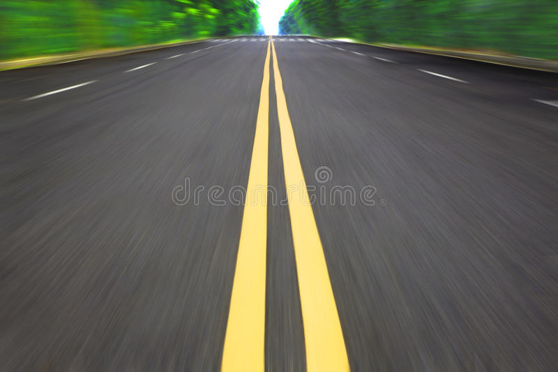 Download Speed road stock photo. Image of rural, blur, field, ahead - 14472000