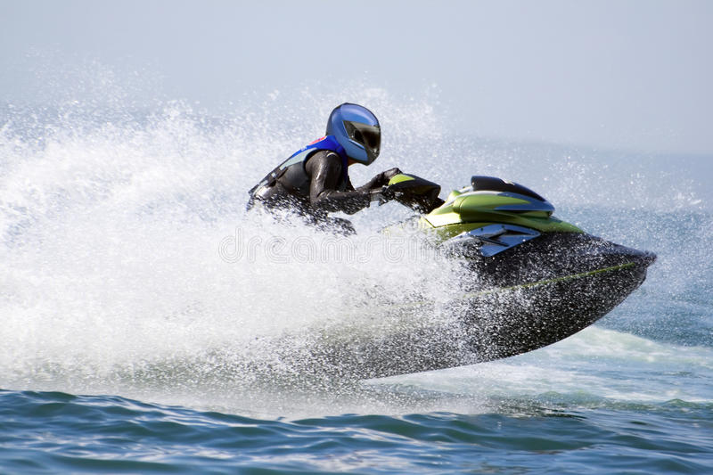 Download Speed on the water stock photo. Image of watersport, speed - 9439706