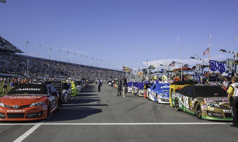 Speed-way de Daytona photos libres de droits