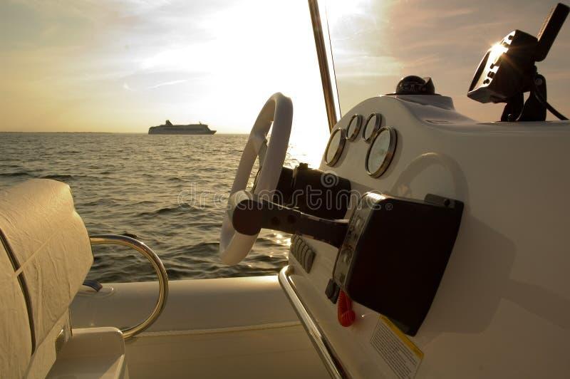 speedboat 11 fotografering för bildbyråer