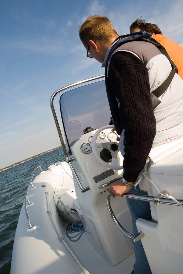 speedboat 13 arkivfoto