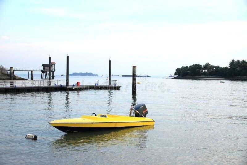 Download Speedboat stock image. Image of outdoors, sentosa, velocity - 17472653