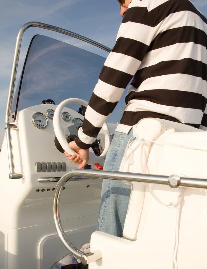 speedboat 5 fotografering för bildbyråer