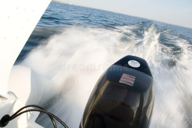 speedboat 6 royaltyfria bilder