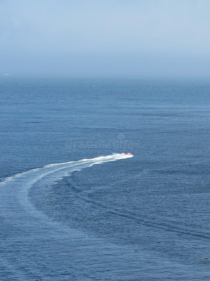 speedboat lizenzfreie stockbilder