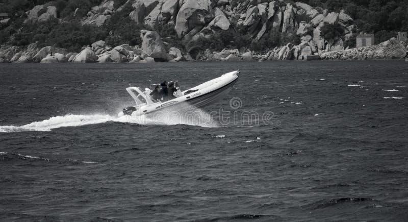 speedboat zdjęcia royalty free