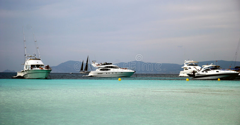 Download Speedboats stock image. Image of summer, blue, voyage - 4179797