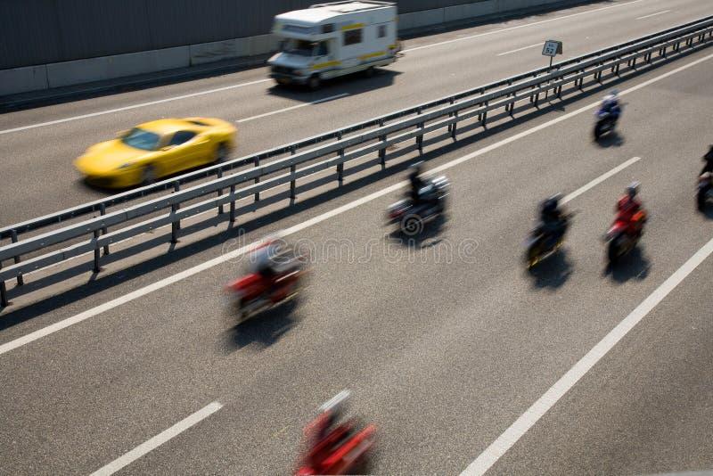 Speeders stock photos