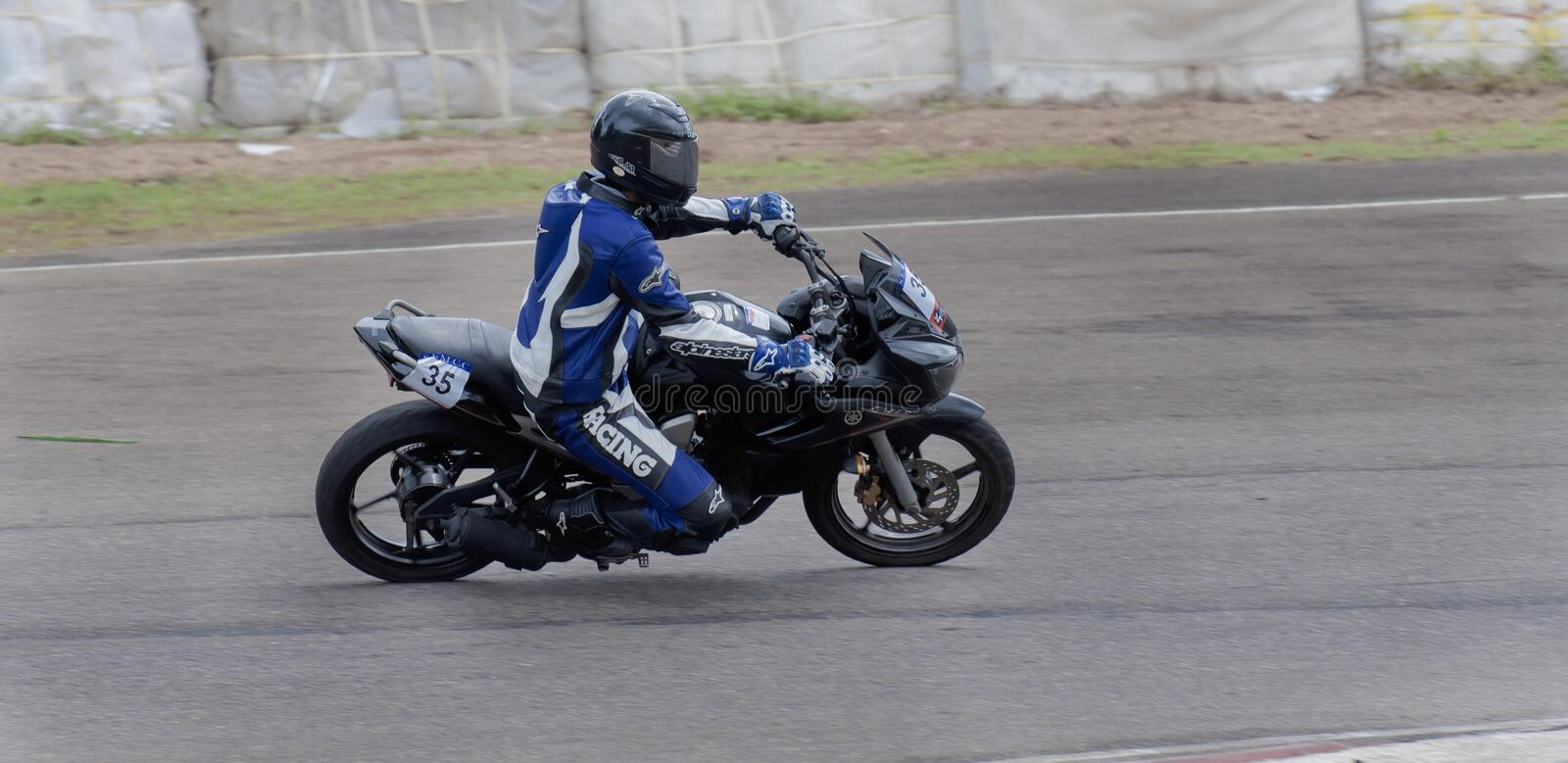 Download Speeding bick editorial photo. Image of indian, blue - 26807551