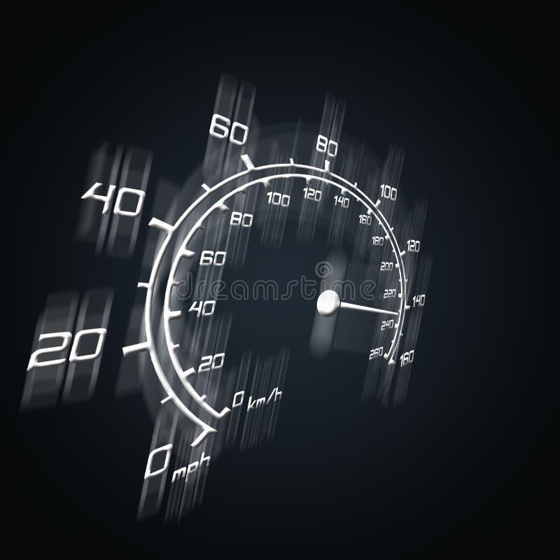Free Speedometer Royalty Free Stock Photos - 10561448