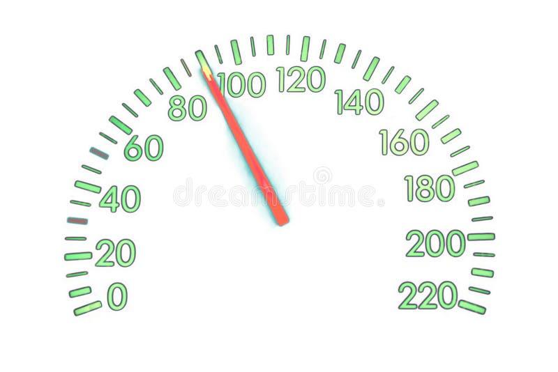 Download Speedometer stock photo. Image of indicator, meter, automobile - 14780628