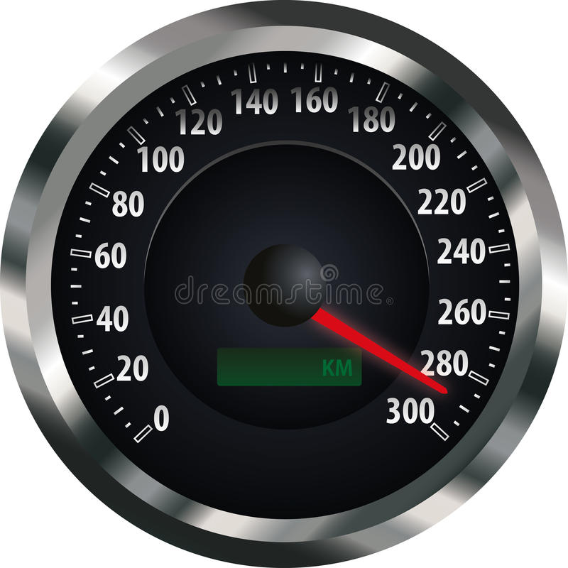 Download Speedometer Royalty Free Stock Images - Image: 15425689