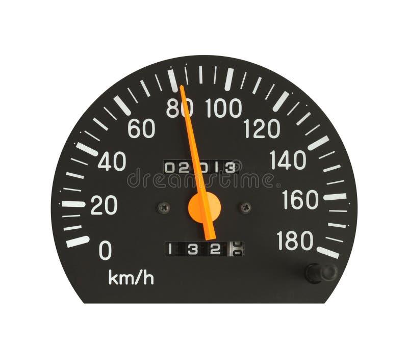 Download Speedometer stock photo. Image of kilometer, black, needle - 26328320