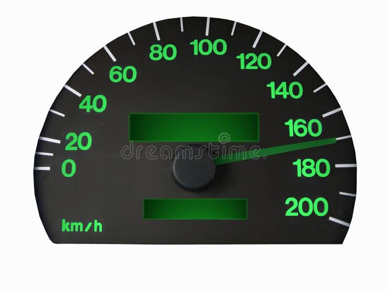 Speedometer_4 ilustração royalty free