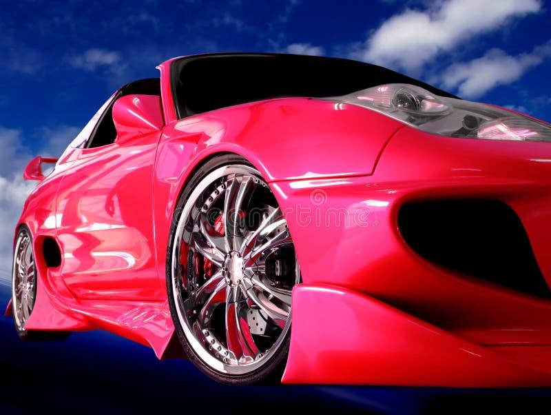 Speedster image stock