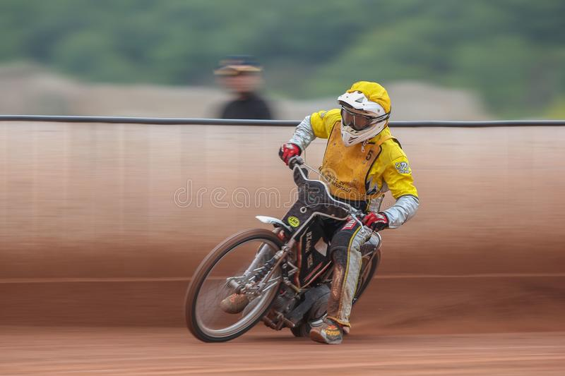Speedway Championship 2012 stock images