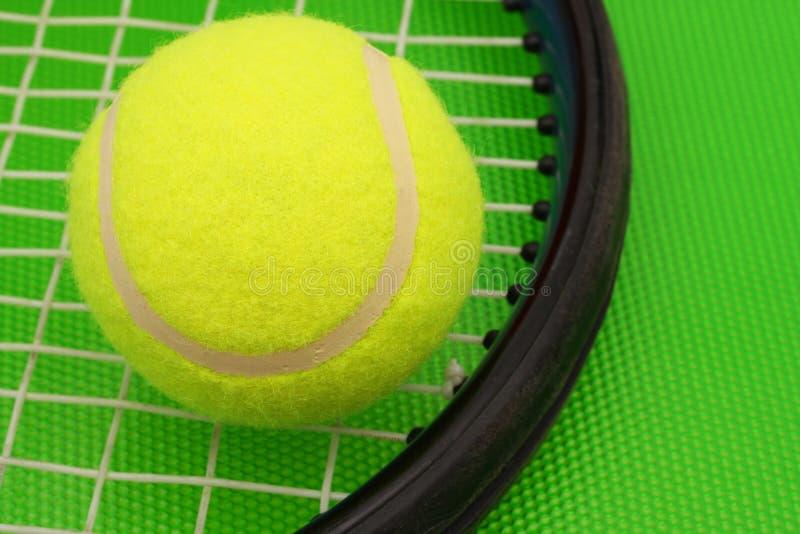 Speel Tennis royalty-vrije stock foto