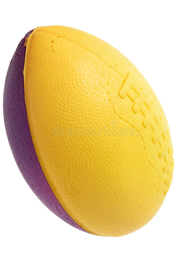 Download Speelgoed: De Voetbal Van Het Schuim Stock Foto - Afbeelding: 32836