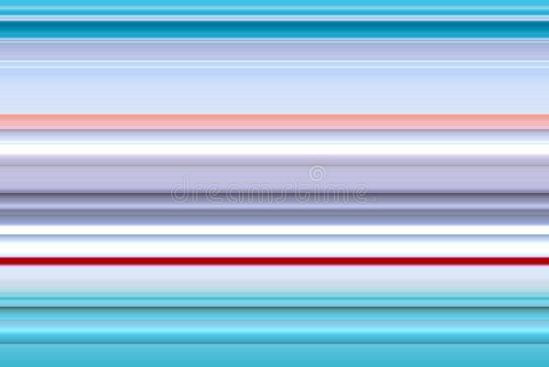 Speelse levendige lijnen in grijze, zachte, blauwe tinten Achtergrond vector illustratie