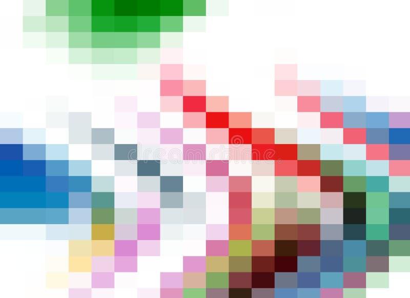 Speelse levendige vormen abstracte achtergrond, grafiek, abstracte achtergrond en textuur vector illustratie