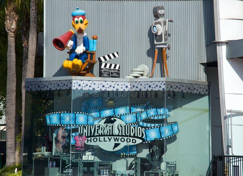 Speicher Universal Studios-Hollywood Redaktionelles Stockbild
