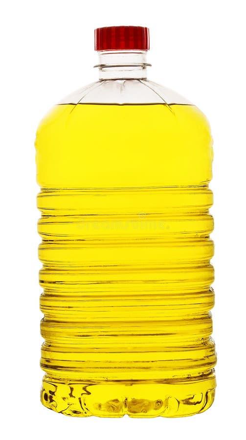Speiseölflasche stockbild