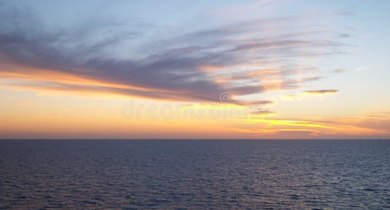 spektakularne słońca obraz stock