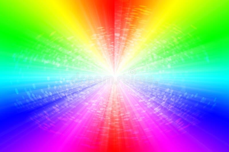 Spektra gör sammandrag bakgrund arkivbilder