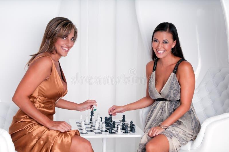 Spel voor 2 royalty-vrije stock foto's
