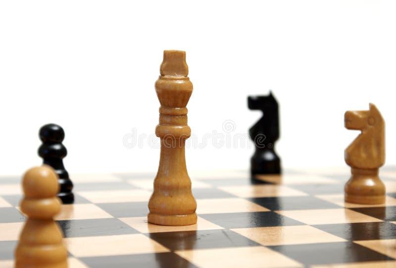 spela som är strategiskt arkivbild