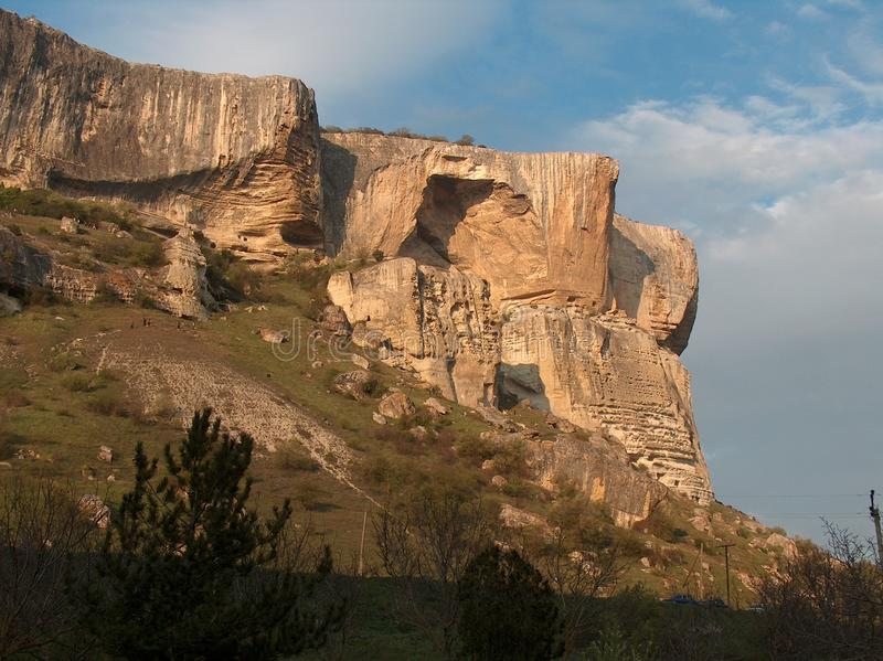 Download Spelaean city stock photo. Image of cave, spelaean, mountains - 12205904