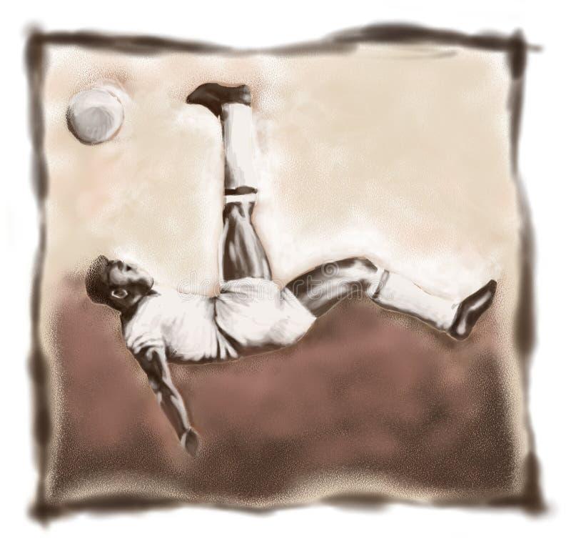 spelare vektor illustrationer