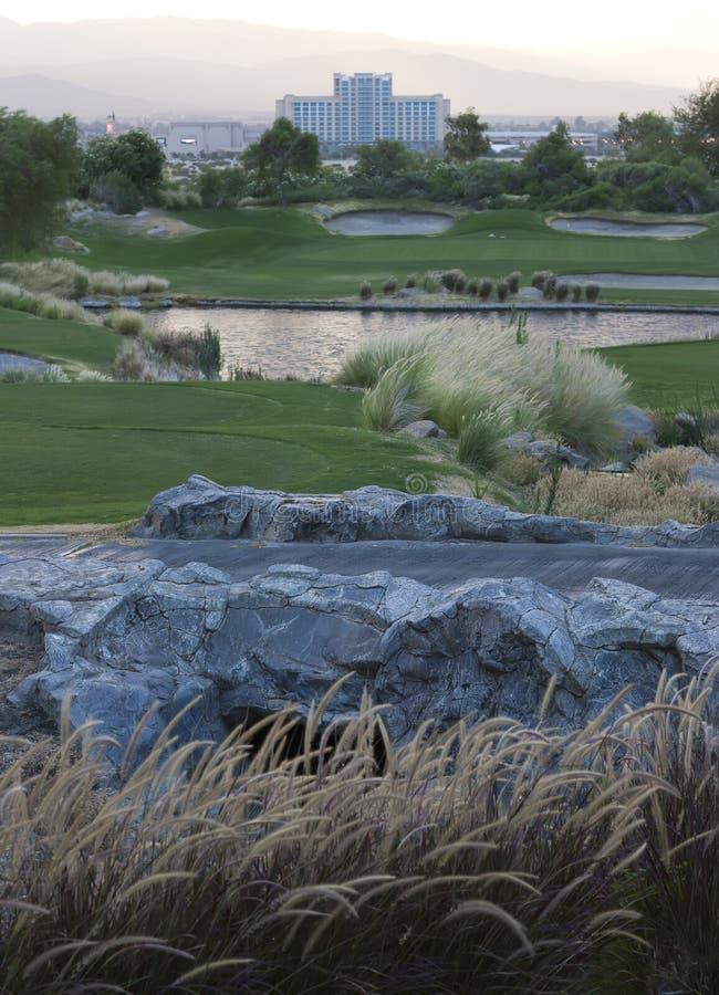 spelare för kursgary golf royaltyfri bild
