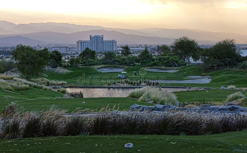 spelare för kursgary golf arkivbilder