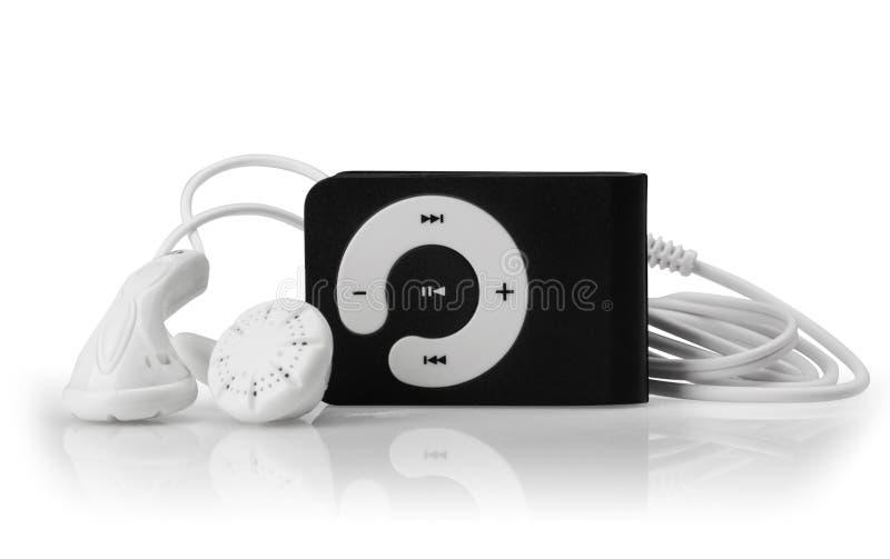 Spelare MP3 royaltyfri foto
