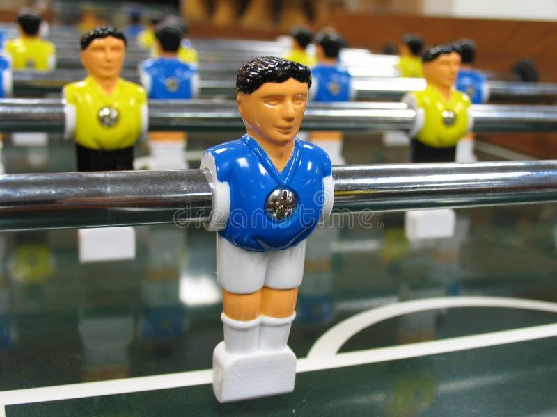 Spelen: Voetbal Lijst Stock Afbeeldingen