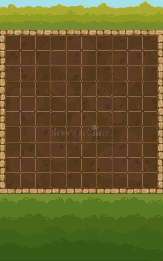 Spelgebied en achtergrond